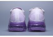 Кроссовки Nike Air Vapor Max 2018 Flyknit White/Purple - Фото 6