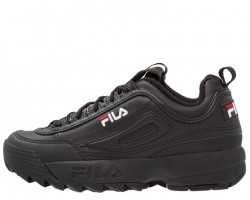 Кроссовки Fila Disruptor Low Black