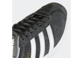 Кроссовки Adidas Gazelle Dark Grey - Фото 8