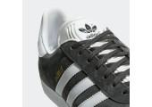 Кроссовки Adidas Gazelle Dark Grey - Фото 7