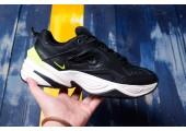 Кроссовки Nike M2K Tekno Black/Lemon Green - Фото 7