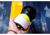 Кроссовки Nike M2K Tekno Black/Lemon Green - Фото 6