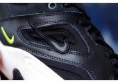 Кроссовки Nike M2K Tekno Black/Lemon Green - Фото 4