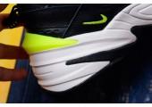 Кроссовки Nike M2K Tekno Black/Lemon Green - Фото 2