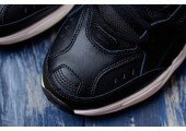 Кроссовки Nike M2K Tekno Black/Lemon Green - Фото 9