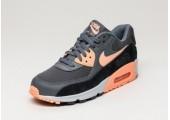 Кроссовки Nike Air Max 90 Essential Dark Grey/Sunset Glow-Pure Platinum - Фото 1
