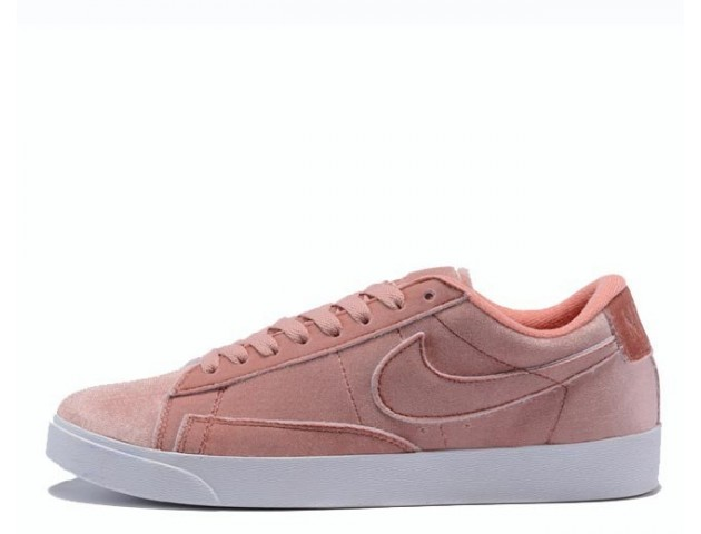Кроссовки Nike Blazer Low Surfaces Light Lavender Velours