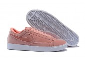 Кроссовки Nike Blazer Low Surfaces Light Lavender Velours - Фото 8