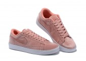 Кроссовки Nike Blazer Low Surfaces Light Lavender Velours - Фото 6