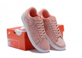 Кроссовки Nike Blazer Low Surfaces Light Lavender Velours - Фото 4