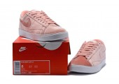 Кроссовки Nike Blazer Low Surfaces Light Lavender Velours - Фото 3