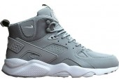 Кроссовки Nike Air Huarache Winter Grey - Фото 1