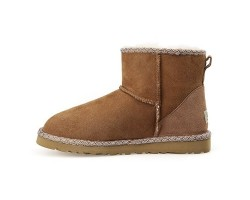 UGG CLASSIC MINI II BOOT LIBERTY CHESTNUT