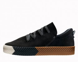 Кроссовки Alexander Wang x Adidas Originals Skate Black