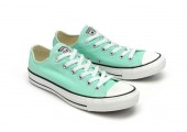 Кеды Converse All Star Chuck Taylor Low Mint - Фото 3