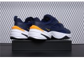 Кроссовки Nike M2K Tekno Navy/Yellow - Фото 8