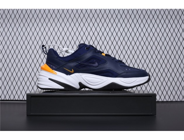Кроссовки Nike M2K Tekno Navy/Yellow