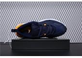 Кроссовки Nike M2K Tekno Navy/Yellow - Фото 5
