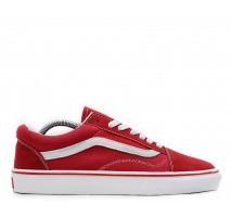 Кеды Vans Old Skool Red/White