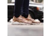 Кроссовки Nike Air Huarache Rose Gold - Фото 2