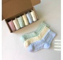 Набор детских носочков Цветочек № 32