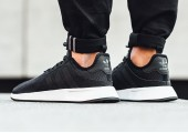 Кроссовки Adidas X PLR Surfaces Core Black - Фото 2