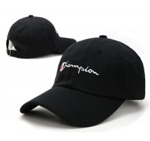 Кепка Champion Baseball Caps Black