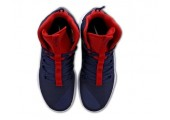Баскетбольные кроссовки Nike Hyperdunk X Navy/Red - Фото 3