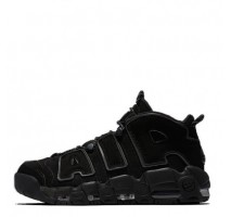 Кроссовки Nike Air More Uptempo Triple Black