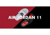 Шлепанцы Air Jordan Hydro XI Black/Red - Фото 2