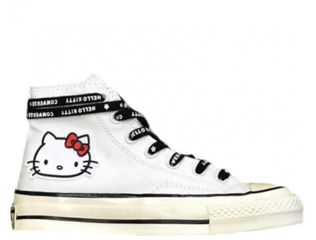 Кеды Converse x Hello Kitty 2.0 White