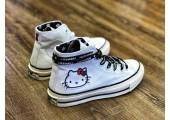 Кеды Converse x Hello Kitty 2.0 White - Фото 6