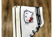 Кеды Converse x Hello Kitty 2.0 White - Фото 9