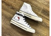Кеды Converse x Hello Kitty 2.0 White - Фото 2