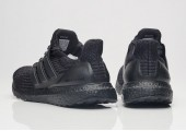 Кроссовки Adidas Ultra Boost 3.0 Triple Black - Фото 2