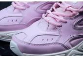 Кроссовки Nike M2K Tekno Pink Foam - Фото 5