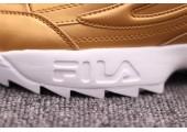 Кроссовки Fila Disrupttor Gold - Фото 8