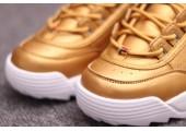 Кроссовки Fila Disrupttor Gold - Фото 6