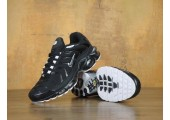 Кроссовки Nike Air Max TN Plus Black/White - Фото 6
