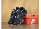 Кроссовки Nike Air Max TN Plus Black/White - Фото 3