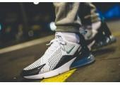 Кроссовки Nike Air Max 270 White/Black - Фото 6