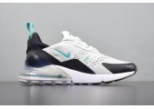 Кроссовки Nike Air Max 270 White/Black - Фото 2