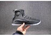 Баскетбольные кроссовки Under Armour Curry 4 Grey - Фото 10