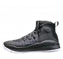 Баскетбольные кроссовки Under Armour Curry 4 Grey