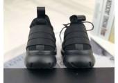 Кроссовки Adidas Y-3 Qasa Elle Lace 2.0 Black - Фото 7