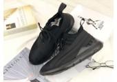 Кроссовки Adidas Y-3 Qasa Elle Lace 2.0 Black - Фото 3