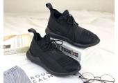 Кроссовки Adidas Y-3 Qasa Elle Lace 2.0 Black - Фото 8