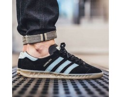 Кроссовки Adidas Originals Hamburg Black