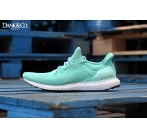 Кроссовки Adidas Consortium Ultra Boost Uncaged Green Mint