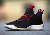 Баскетбольные кроссовки Air Jordan 33 Tech Pack - Фото 7